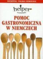 HELPER NIEMIECKI - POMOC GASTRONOM. W.2012 KRAM