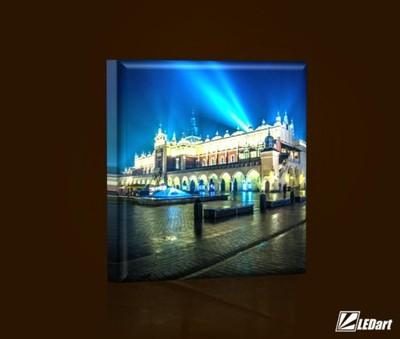 Obraz Podświetlany 35x35 Kinkiet Projekt Gratis 6120397449