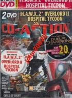 6-2014 CD ACTION 2 X DVD.T CLANCYS H.A.W.X.2