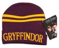 HARRY POTTER CZAPKA ZIMOWA Gryffindor Slytherin