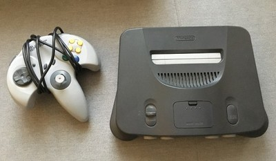 Konsola Nintendo 64 + Exp. PAK stan BDB!!!!