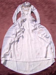 Baśniowa Suknia ślubna Retro Lata 20 30 5416017535 Oficjalne