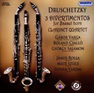 Georg Druschetzky Druschetzky 3 Divertimentos for