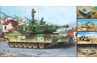 Trumpeter M1A1/A2 Abrams 5 in 1