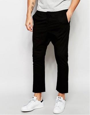 g45 spodnie exASOS obniżony krok jogger W28
