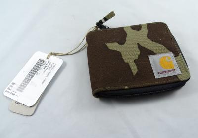 5ac07ccbd564b CARHARTT sportowy MORO portfel ORYGINAL - 5960432149 - oficjalne ...