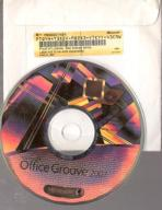 MICROSOFT OFFICE GROOVE 2007 ORYGINALNY