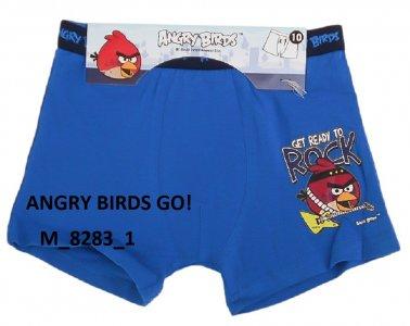MAJTKI BOKSERKI ANGRY BIRDS GO! 6 LAT - 116 CM