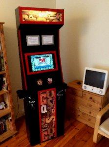 W superbly Automat do gier (Contra, Super Mario Bros, etc) - 6495780038 ZI78