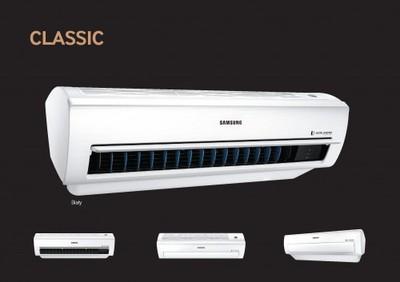 Klimatyzator ścienny 3,5 KW Samsung Classic+ WROC
