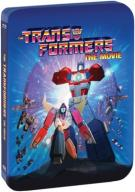 Transformers The Movie Steelbook 2Blu-Ray