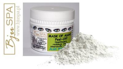 Algi pod OCZY - maska algowa 30 g (P) 30 zabiegów