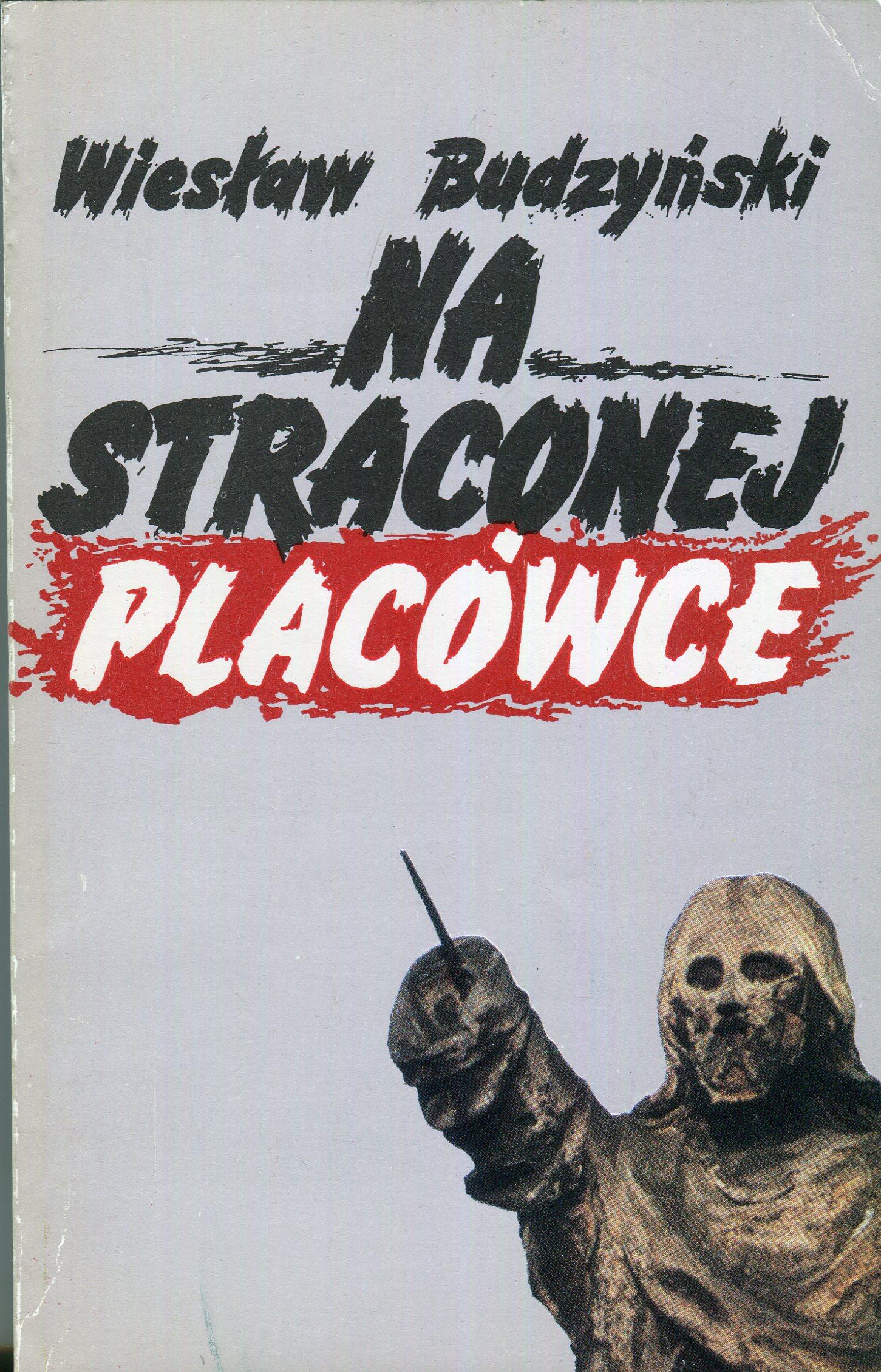 Znalezione obrazy dla zapytania Wiesław Budzyński : Na straconej placówce