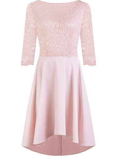 Sukienka na wesele elegancka kreacja z koronką 7034411158