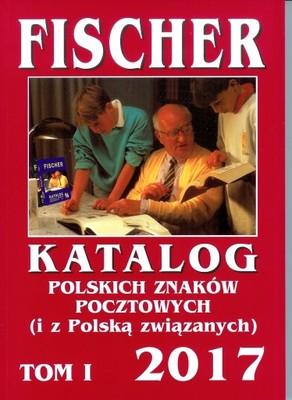 Katalog polskich znaczków pocztowych TOM I 2017