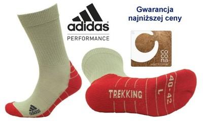 Adidas HT Cocona skarpety trekkingowe 49-51