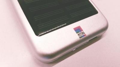POWERBANK SOLARNY RITAL MO9085 + KABEL USB