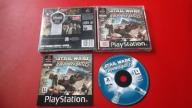 STAR WARS EPISODE I JEDI POWER  psx ps1 ps2 3xA