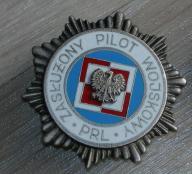Zasłużony Pilot Wojskowy - LWP