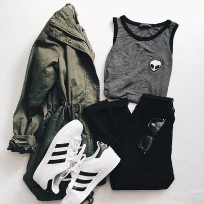komplet Adidas brązowy bluza spódnica adidas adidas nike r S