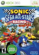 XBOX 360_SONIC ALL-STAR RACING BANJO-KAZOOIE_ŁÓDŹ
