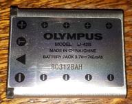 Bateria Olympus Li-42b oryginał oryginalna