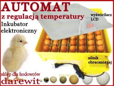 INKUBATOR do jaj AUTOMAT z pełną regulacją RO2BOR
