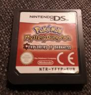 POKEMON Mystery Dungneon EoD NINTENDO DS 2ds 3ds