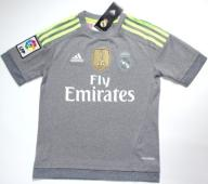 T-SHIRT ADIDAS REAL MADRYT ROZ. 128
