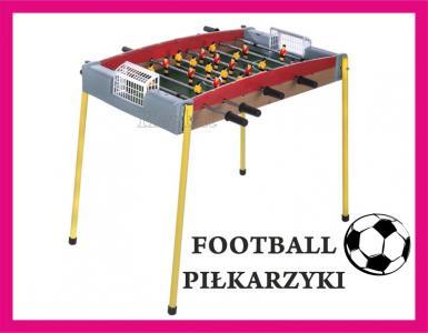Piłkarzyki - football stół do gry w piłkę nożną