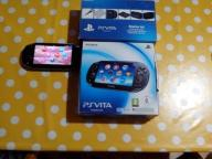 PS VITA PCH-1104 32GB 32 GB WIFI 3G KARTA SIMIDEAŁ