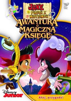 JAKE I PIRACI: Awantura o magiczną... DVD bajka
