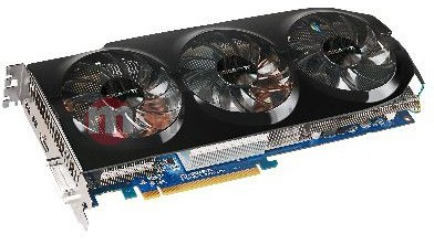 Gigabyte Radeon HD 7970 OC, 3GB DDR5 na gwarancji