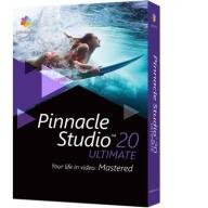 Pinnacle Studio 20 Ultimate - BOX