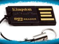Czytnik Reader KINGSTON Micro SD/SDHC FCR-MRG2
