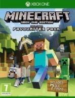 MICROSOFT Minecraft Favourites Xbox One 44Z-00040