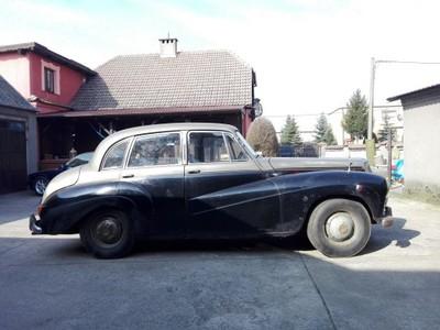 Daimler Conquest/Century 1956r Fajny Zabytek Tanio