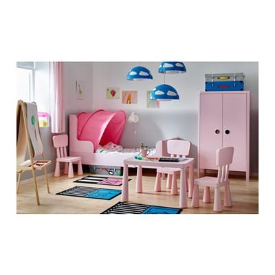 Ikea Regulowana Rama łóżka Busunge 80x200 Cm 6992054451
