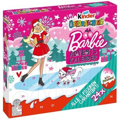 3083 Ferrero Kalendarz Adwentowy Barbie 480 G 6587327983 Oficjalne Archiwum Allegro