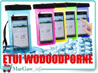 Etui Wodoodporne do Samsung Galaxy Note /2 3 4 5