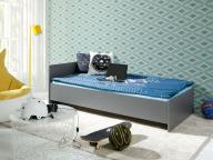 Łóżko młodzieżowe Komplet z materacem