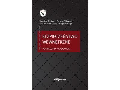 bezpieczeństwo wewnętrzne podręcznik akademicki chomikuj