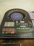 Mini Dart Lotka Compumatic 350 Games