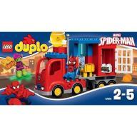 Lego Spider-Man ciężarówka