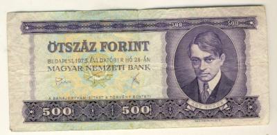 zniżka na stopach o dobra tekstura -500 forint 1975