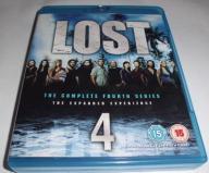 LOST /Zagubieni/ - Sezon 4 /Blu Ray/