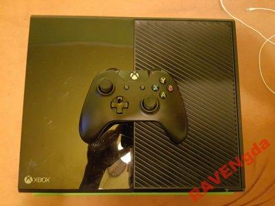 Xbox One!! Sprawny!! GDAŃSK!! 500GB!! IDEAŁ!!