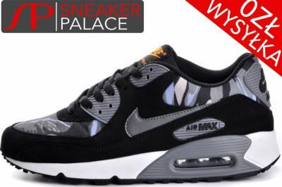 Buty Nike AIR MAX 90 Męskie NOWE Czarne PROMO!