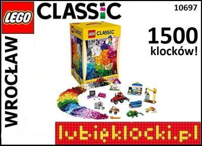 LEGO CLASSIC 10697 KREATYWNA WIEŻA XXL