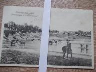 Mariampol Litwa rzeka konie